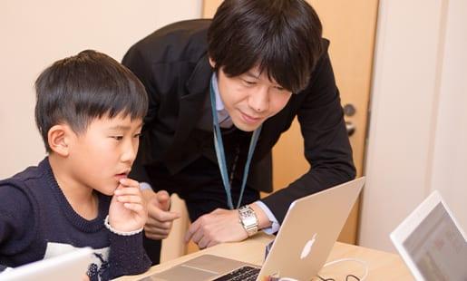お子様専用のプログラミングカリキュラム